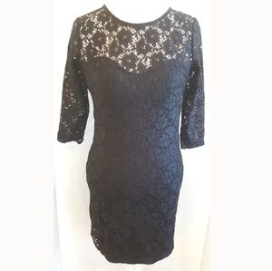 4 for $25 Lace Little Black Cocktail Dress